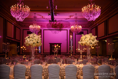 Shi Shi Events Renaissance Cleveland Hotel Wedding