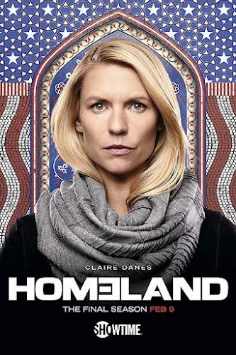 Homeland Temporada 8 (Web-DL 720p Ingles Subtitulada)