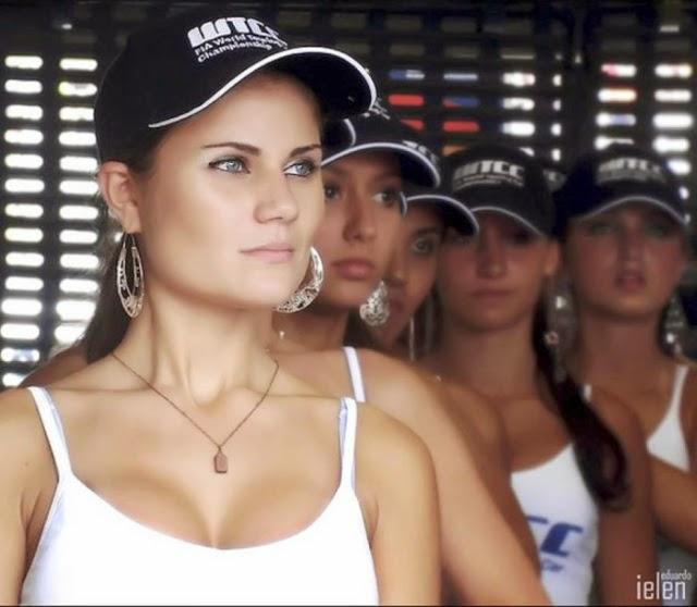 Motorsport Girl
