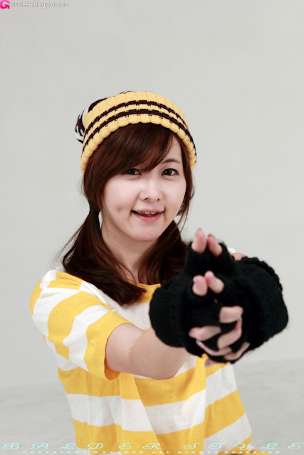 2 Jung Se On - Cute Yellow-very cute asian girl-girlcute4u.blogspot.com