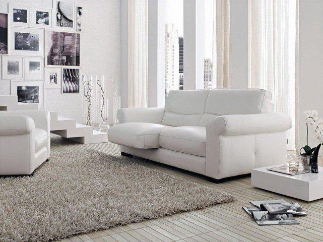 Arredamenti Stefano: Il divano bianco