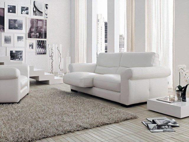 Arredamenti stefano il divano bianco for Stefano arredamenti