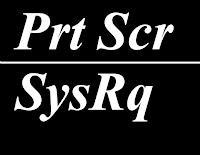 Cara Memfoto Tampilan Komputer Dengan Menggunakan Print Screen