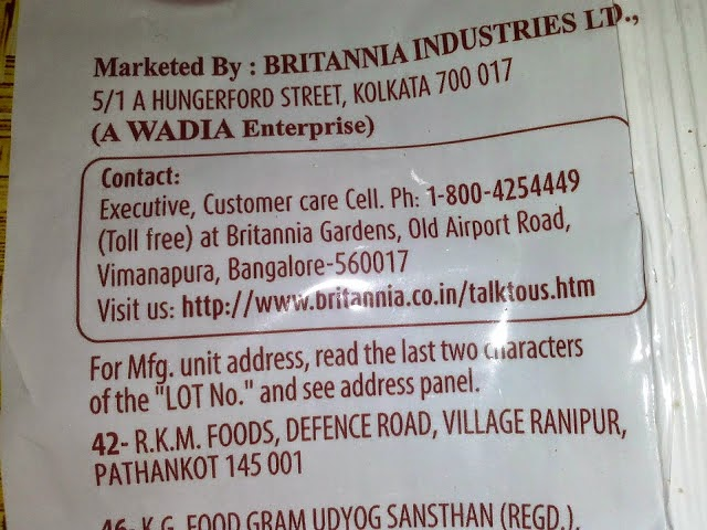 Britannia customer care number phone number