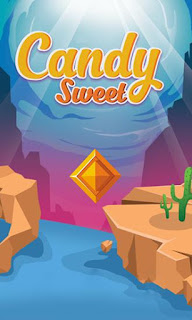 Screenshots of the Candy sweet hero for Android tablet, phone.