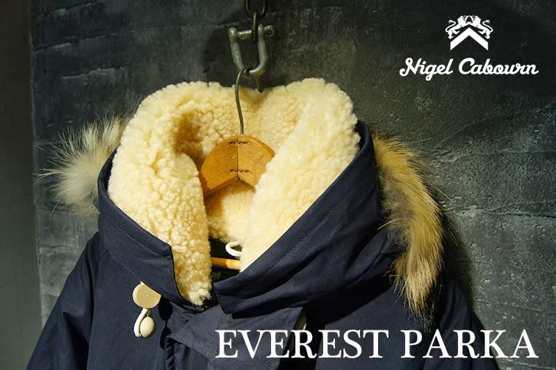 エベレストパーカー