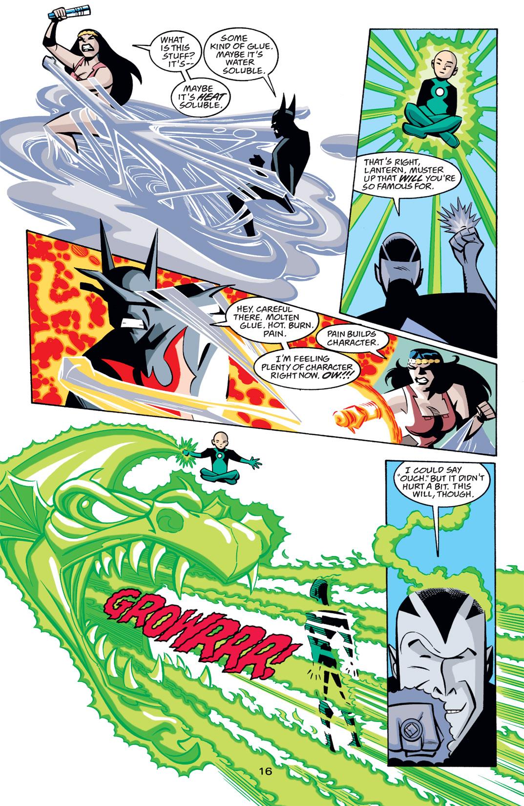 Batman Beyond [II] Issue #21 #21 - English 17