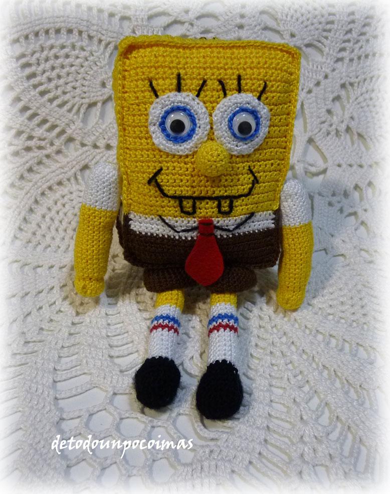 Perfecto Patrón De Crochet Esponja Ideas - Manta de Tejer Patrón de ...