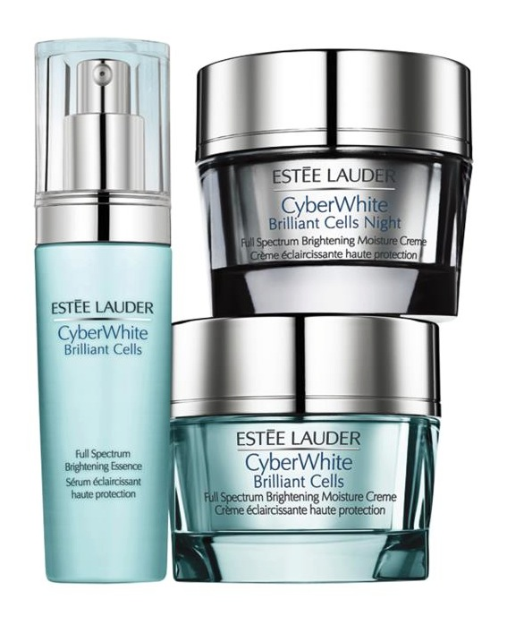 Estee Lauder Estee Lauder Cyber White Brilliant Cells Brightening
