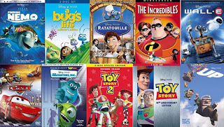 Pixar's Brave 2012