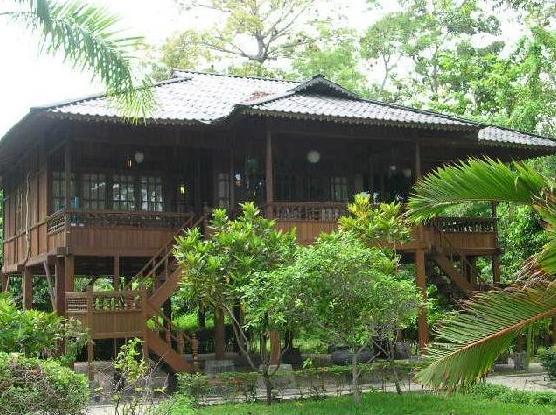 Cottage Gorranggo pulau Bidadari