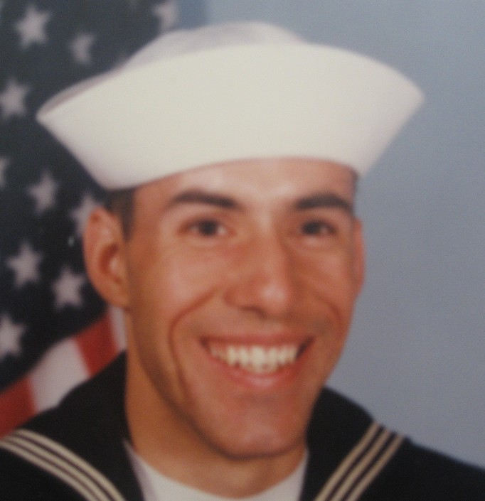 Tommy Mondello first official photo from navy years
