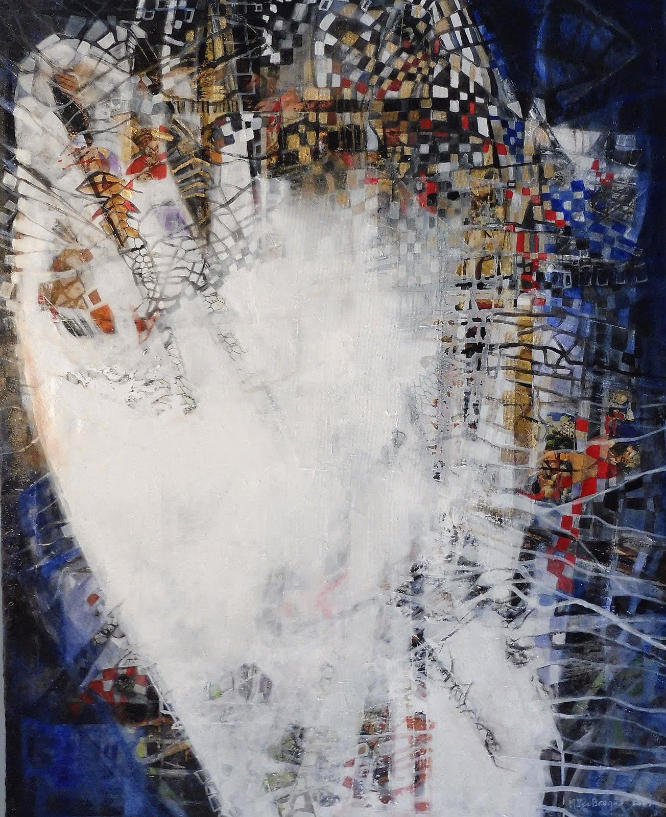 Coeur brisé - 65 x 81 cm - 2019
