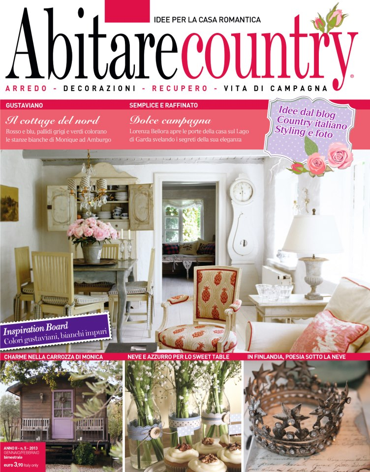 Eli crea shabby co abitare country decorazione idee - Idee decoro casa ...