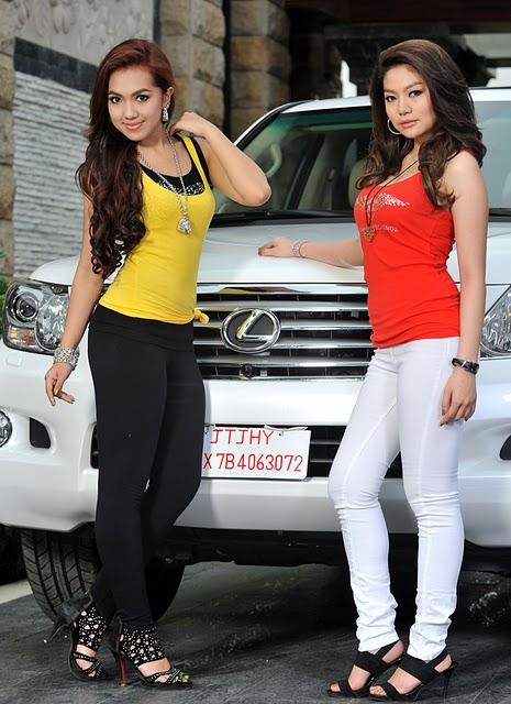 Myanmar Model Waso Moe Oo