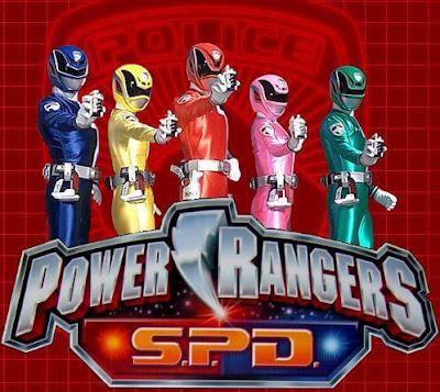 Power Rangers: SPD