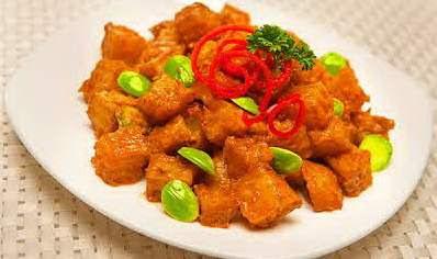 Resep membuat sambal goreng kentang spesial