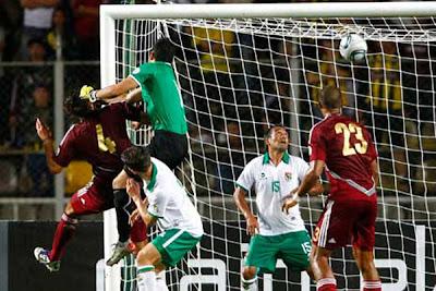 Venezuela 1 - 0 Bolivia (1)