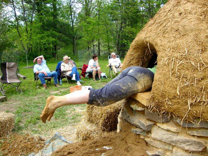 how to build wood adobe godus