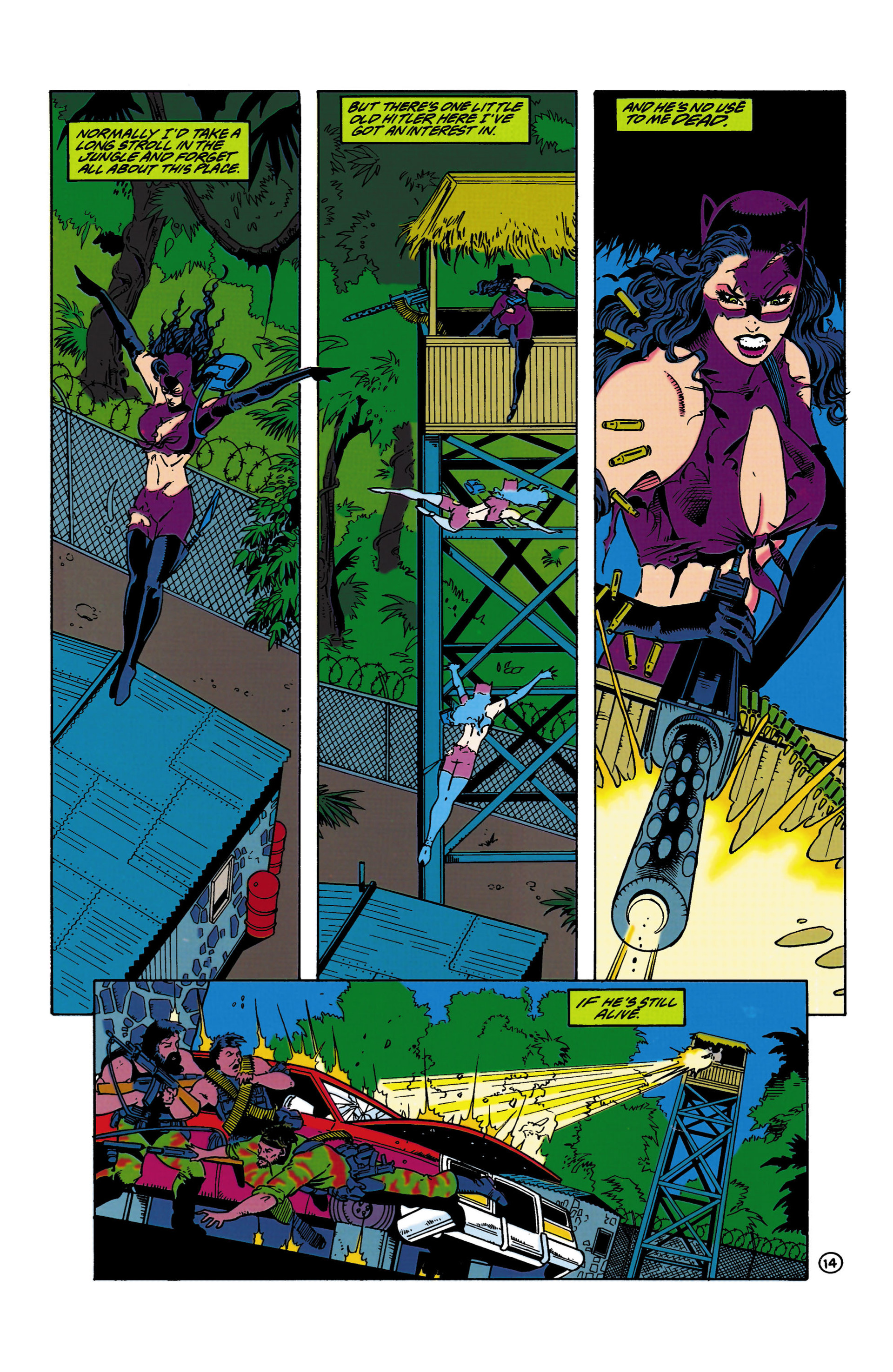 Catwoman (1993) Issue #19 #24 - English 14