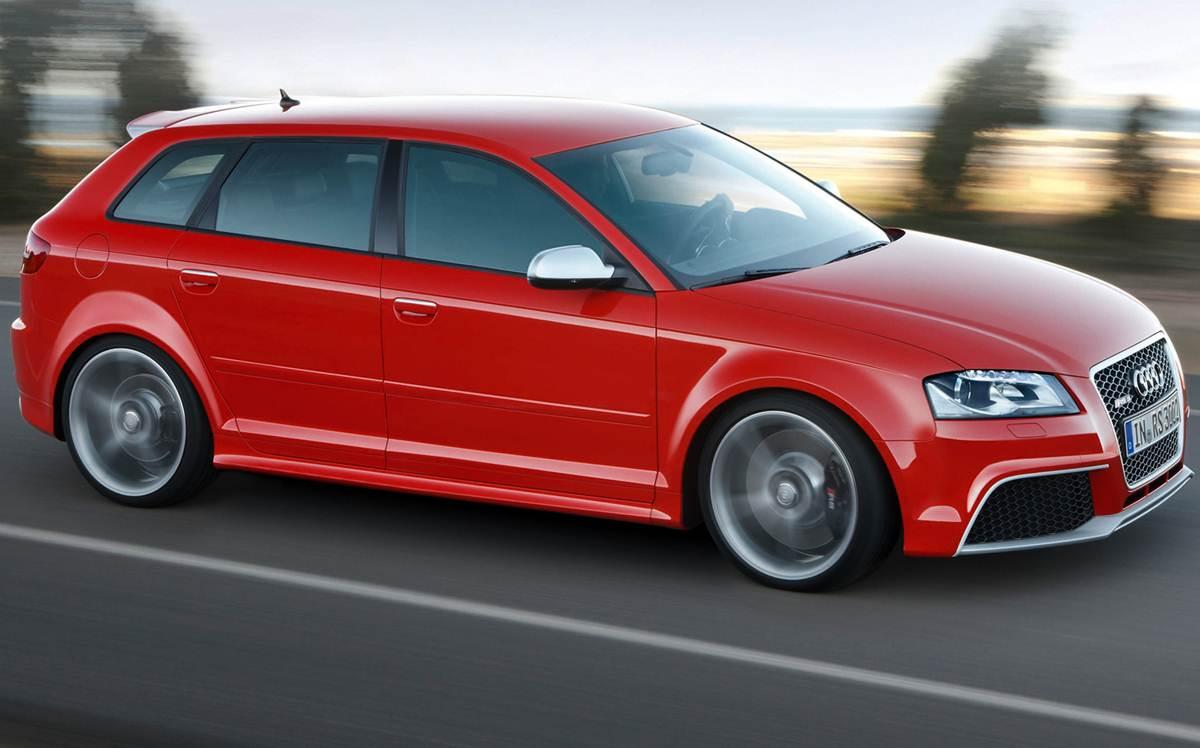 Audi RS3 2011 - FullpowerLap