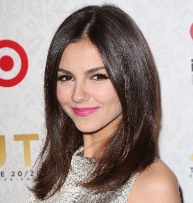 Fotos 20 peinados sexys para pelo largo Semi recogido - Peinado Medio Recogido