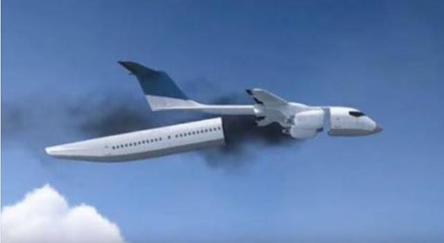 عجائب الدنيا وهل تعلم - ابتكار لإنقاذ ركاب الطائرات