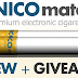 NICOmate Disposal Premium Electronic Cigarettes plus Giveaway ~CLOSED