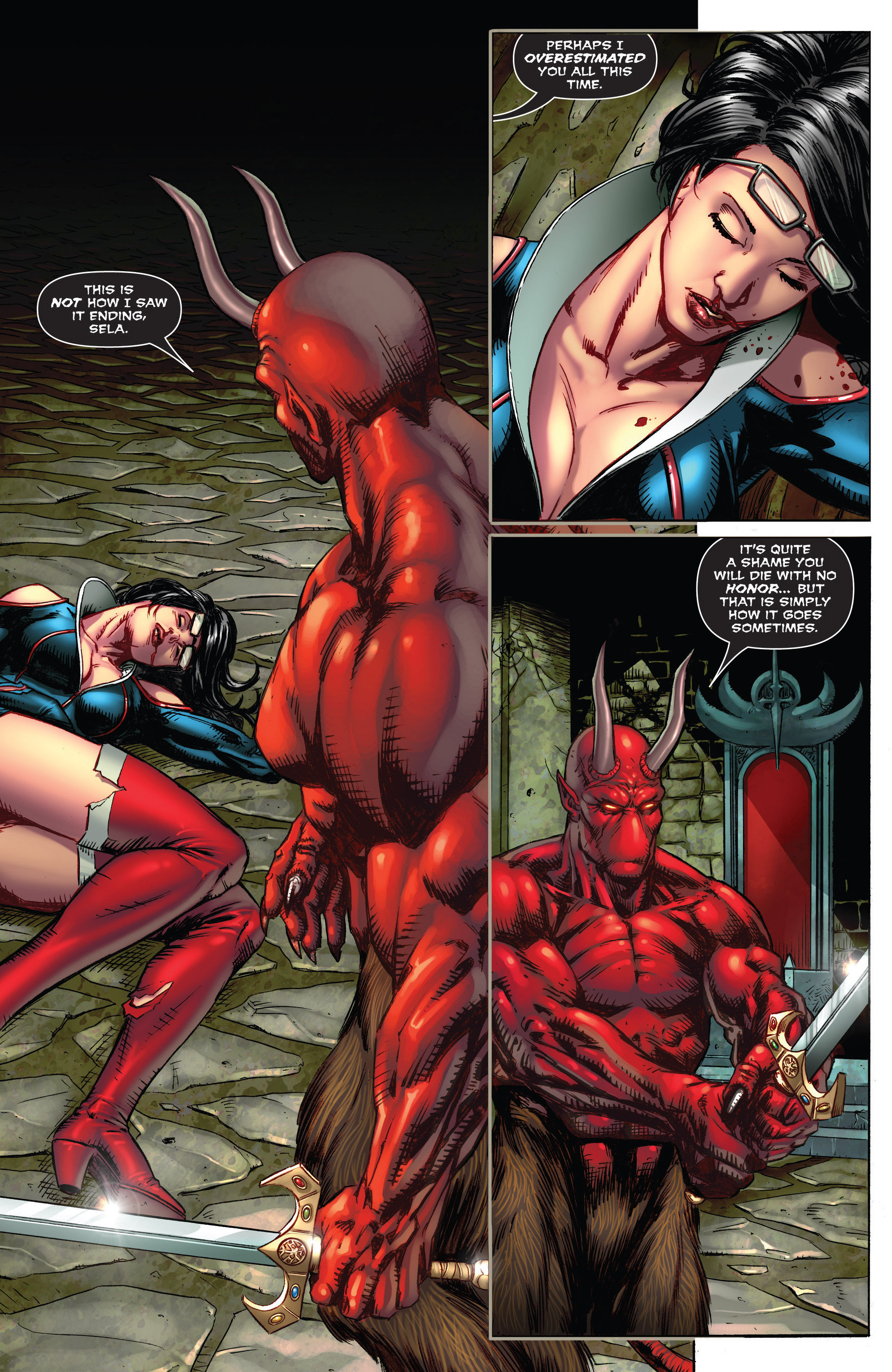 Grimm Fairy Tales (2005) Issue #100 #103 - English 9