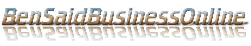 BenSaid Business Online