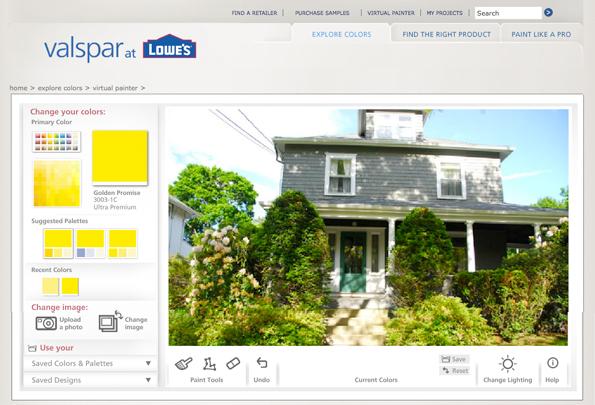 virtual painter valspar paint ask home design