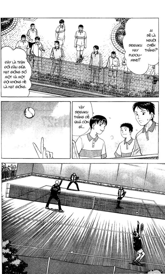 Prince of Tennis chap 27 Trang 3