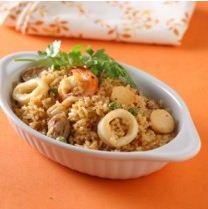 cara membuat nasi goreng seafood thailand resep enak