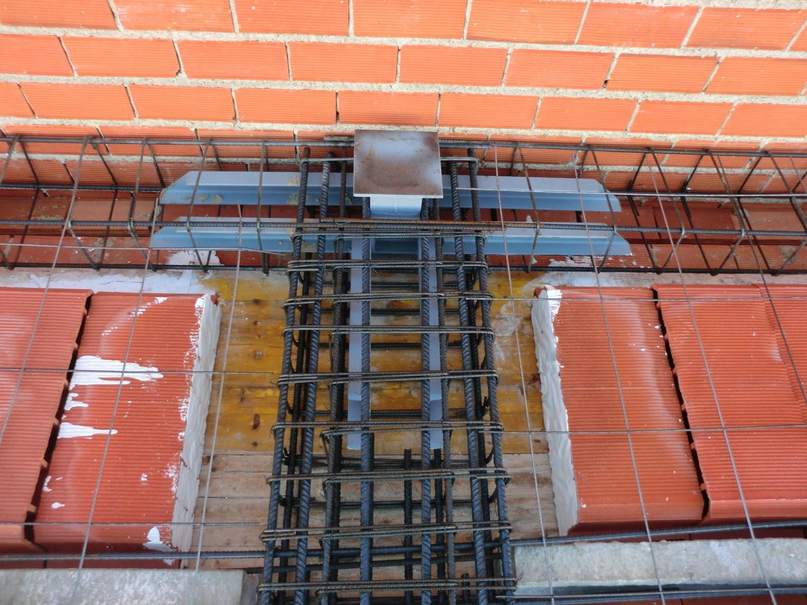 Muro de hormigon espesor