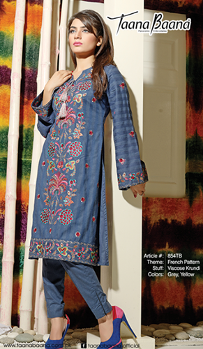 Taana Baana Eid-Fall Collection 2014