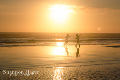 Shannon Hager Photography, Beach Sunset