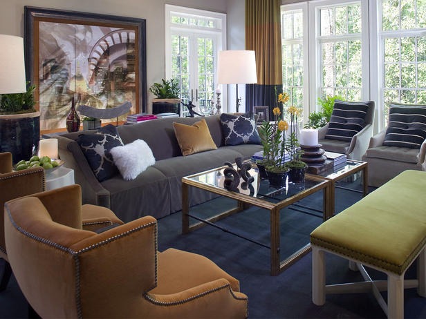 2012 Candice Olson Living Room Design Tips ~ Decorating Idea