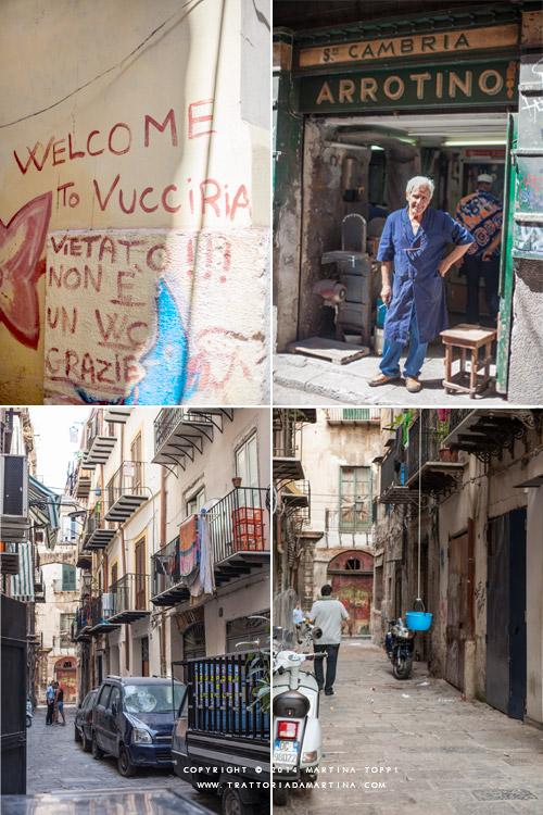 la vucciria a palermo tra storia e immagini. il mio viaggio in sicilia prima parte