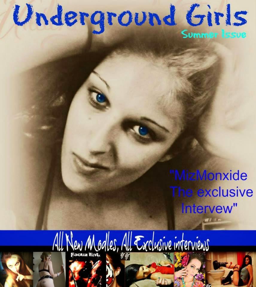 Underground Girl Miz Monoxide