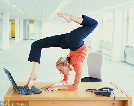 Desk Exercise