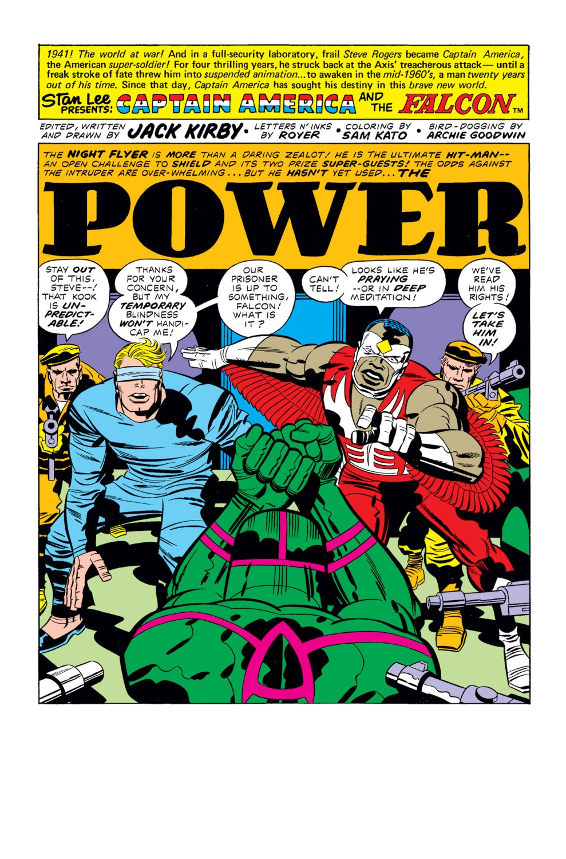 Captain America (1968) Issue #214 #128 - English 2