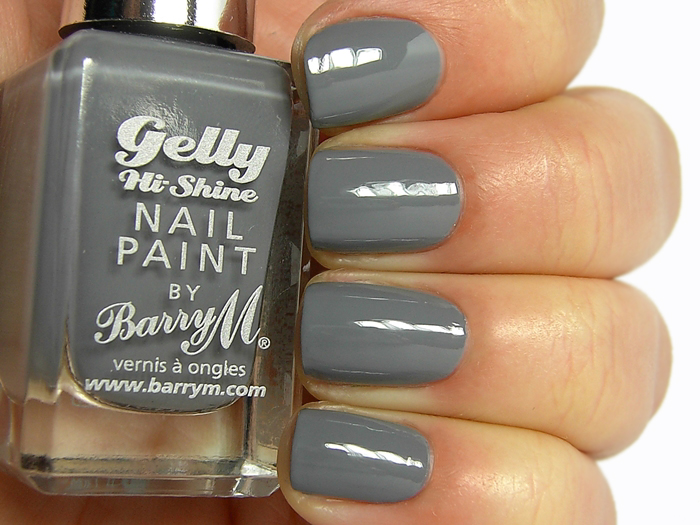 Barry M Gelly Nail Paint - Chai