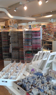 Magnolia store interior