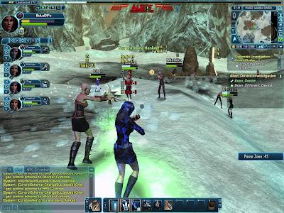 Star Trek Online - Flanking