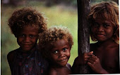kids from soloman islands