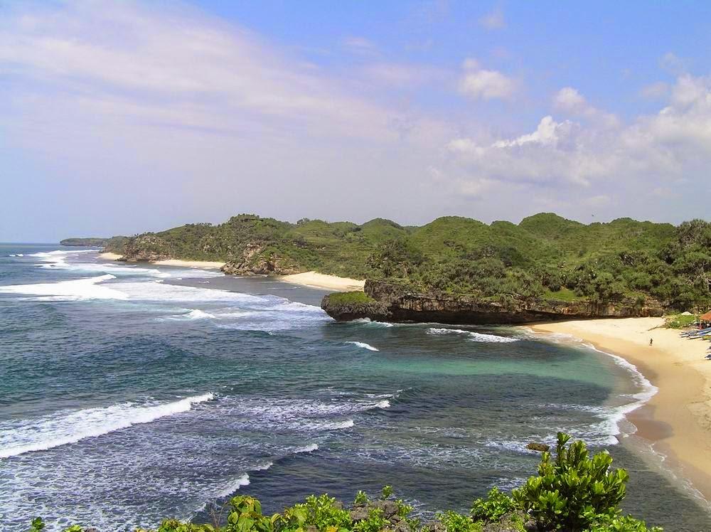 Daftar Tempat Wisata di Jogjakarta - Pantai Sepanjang
