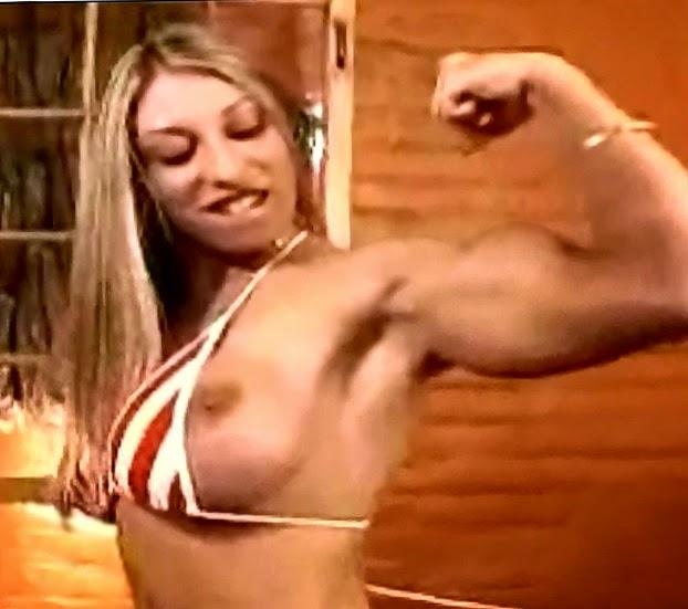 Female muscle pornstar
