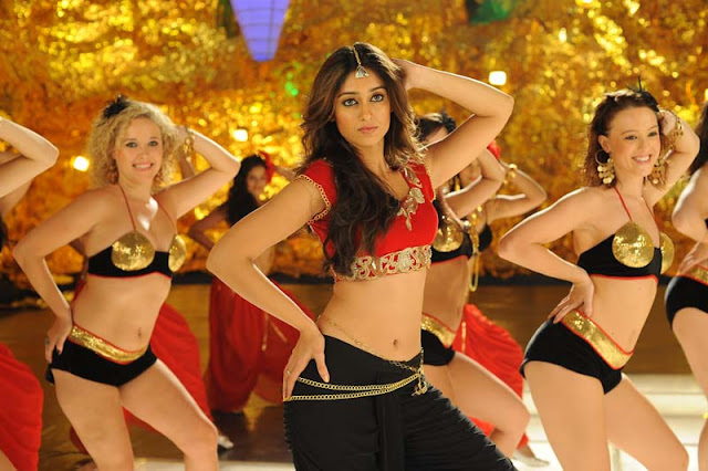 Actress Ileana Hot Navel Show Photos