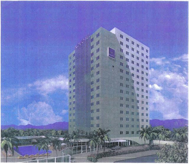 Hotel na Barra 440 suítes