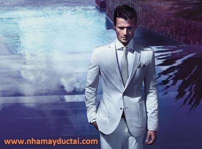 Nhà may Đức Tài - Phong cách áo vest Ý 2